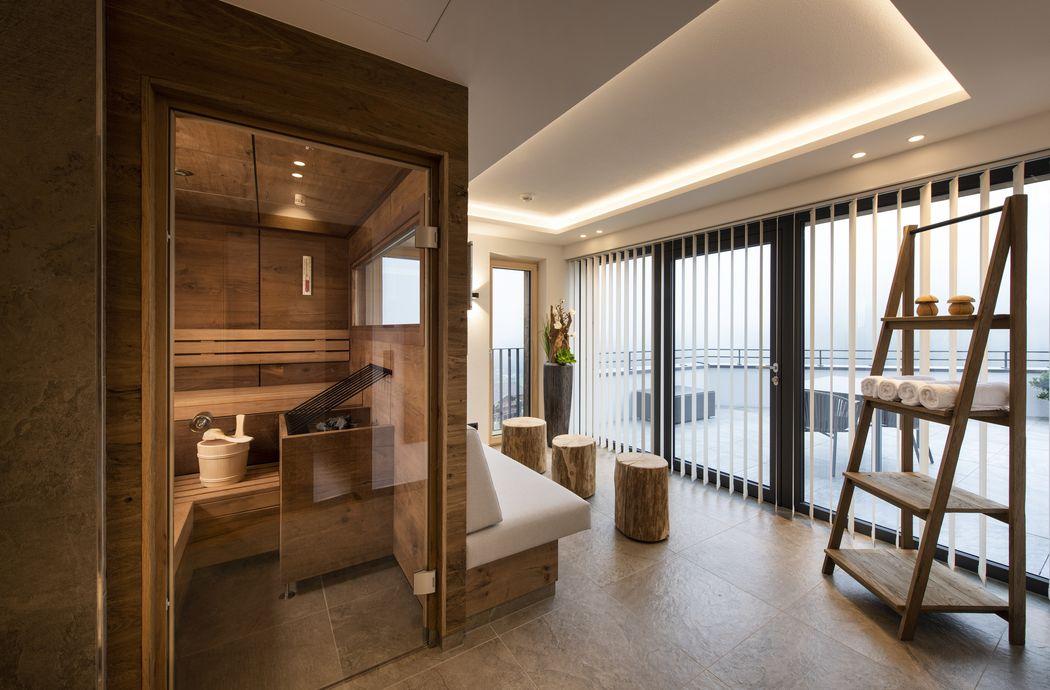 Private Finnisch Sauna